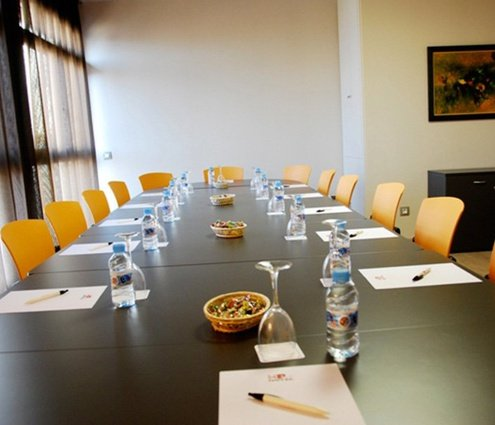 Meeting Rooms - Sercotel Pere III El Gran Hotel